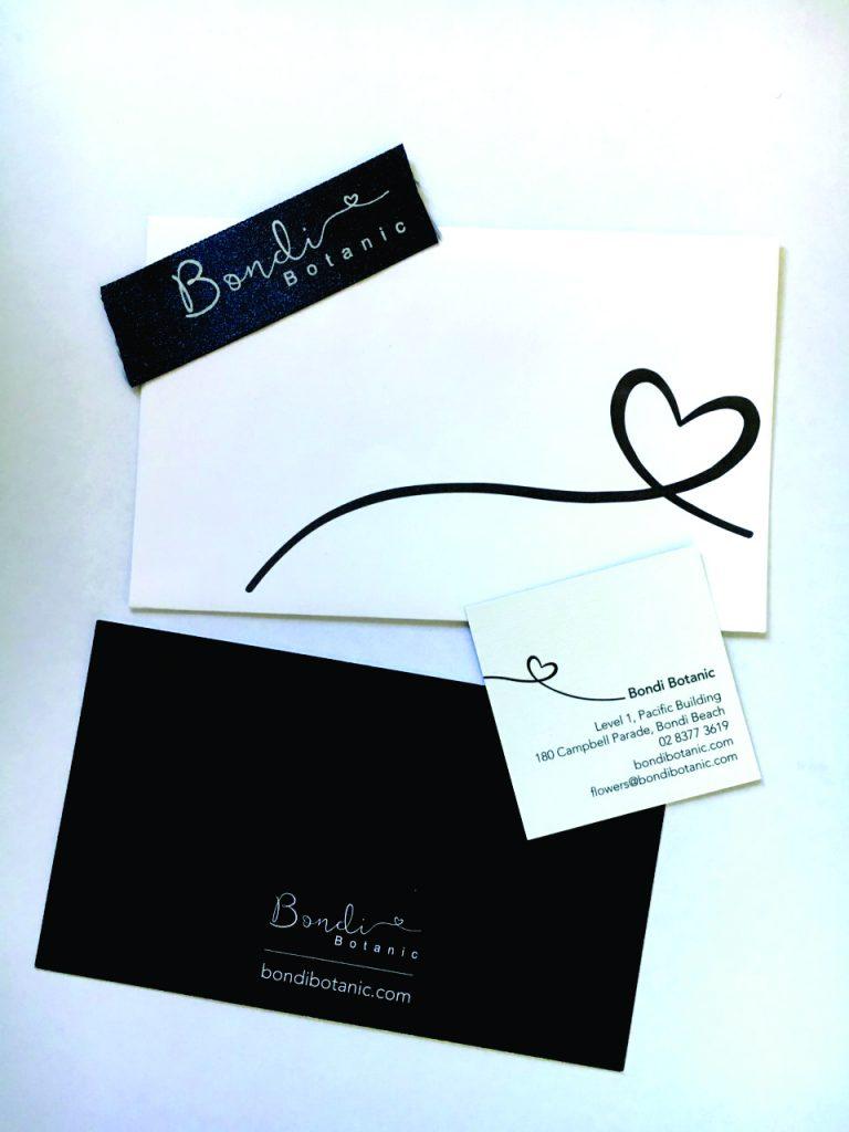 Bondi Botanic branding