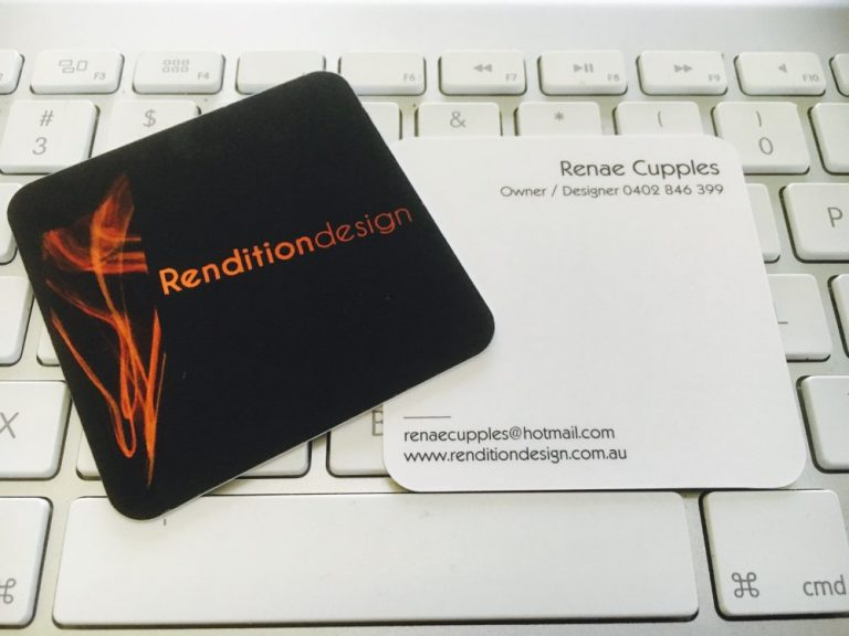 Rendition Business card