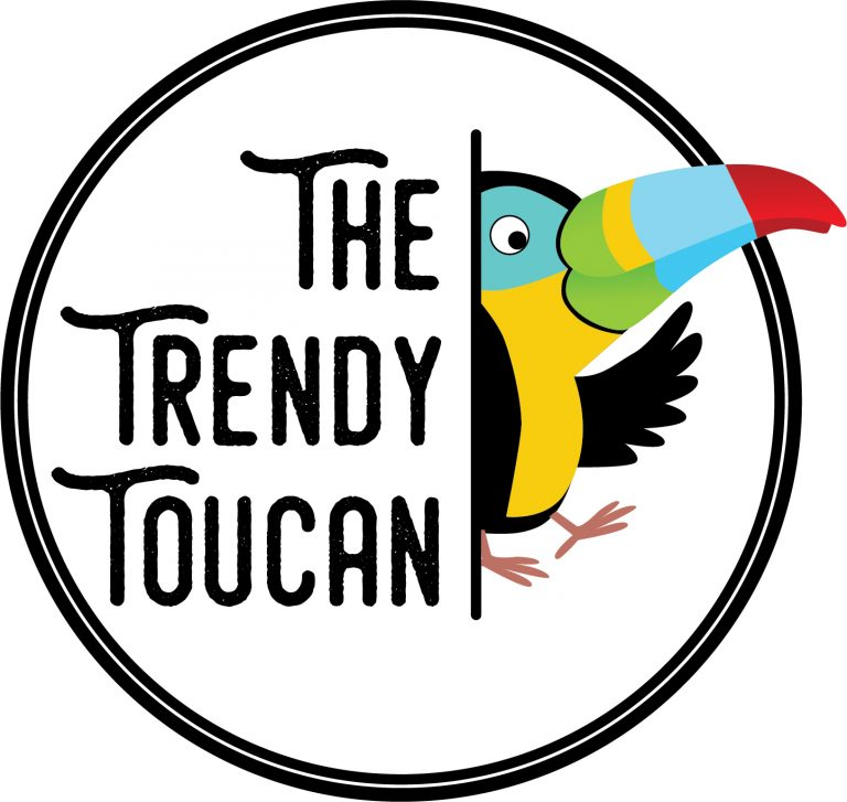 The Trendy Toucan logo